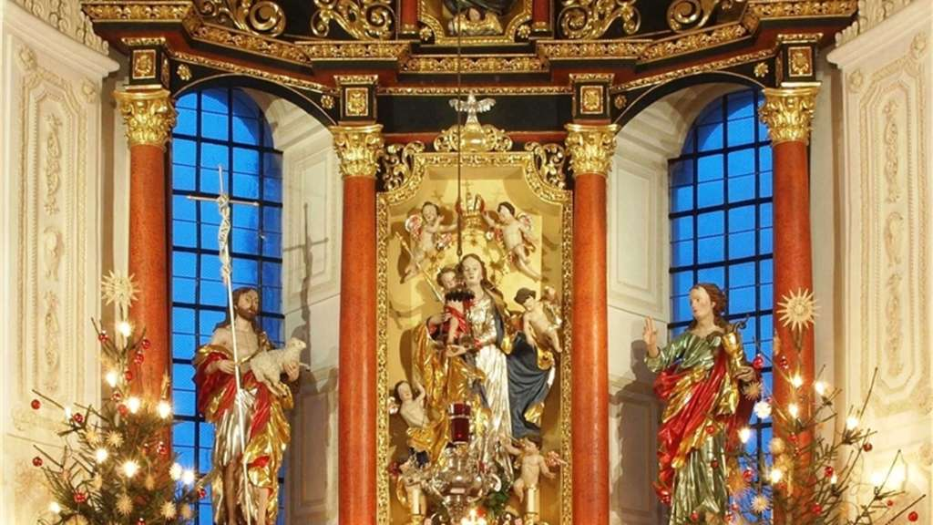 KATHOLISCHE GOTTESDIENSTE ST. NIKOLAUS Samstag, 24. Dezember – 9 Uhr ...