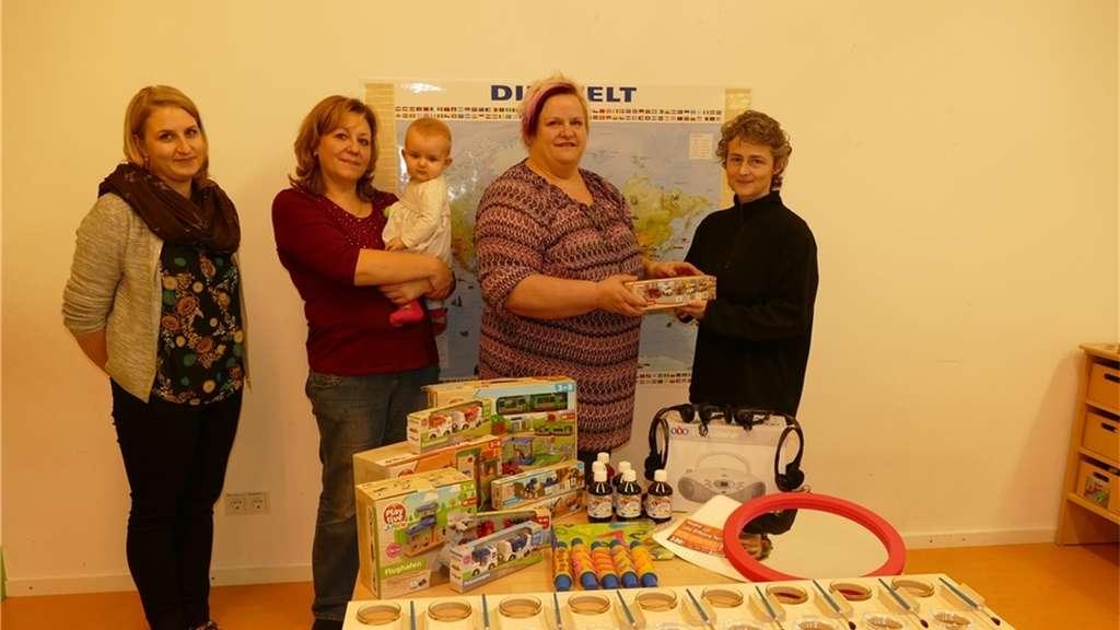 Förderverein trägt 1300 Euro zusammen | Waldkraiburg