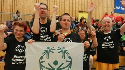 Special Olympics im Visier