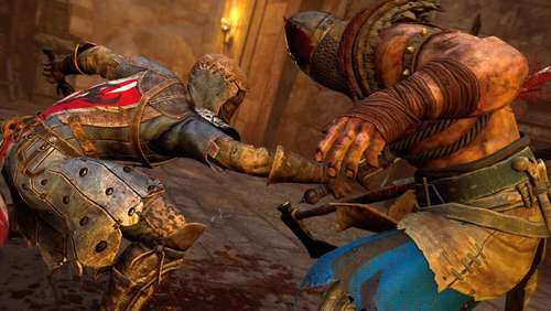 "Schwertkampf-Simulation ""For Honor"" im Test"