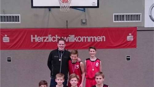 Basketballer Oberbayerns Beste