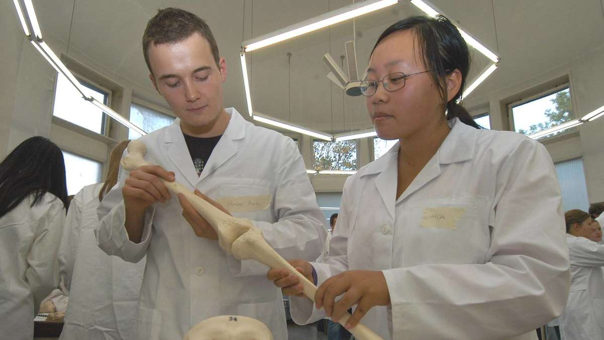 Medizin Studieren Ohne Abitur