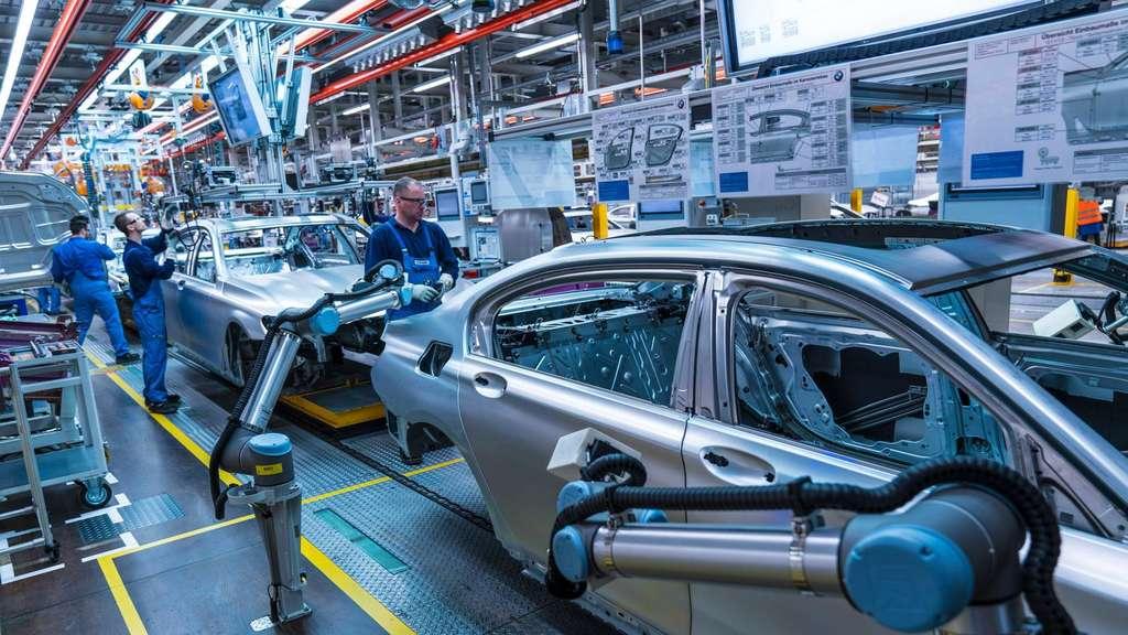 Bmw Werk Dingolfing Ringt Um Die Zukunft Wirtschaft