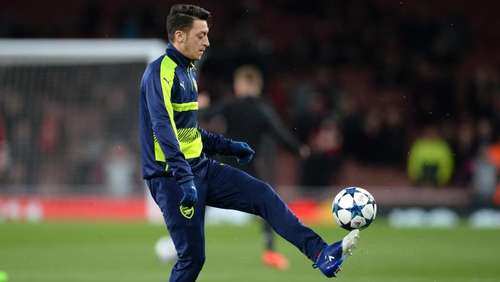 Arsenal-Trainer Wenger glaubt, dass Özil in London bleibt