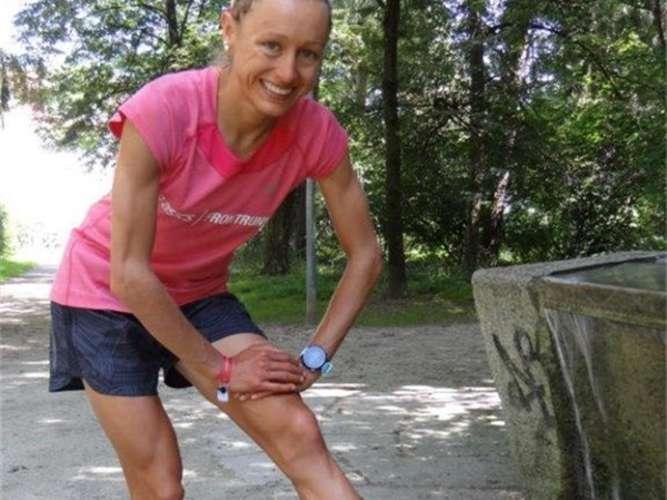Sportlerin beide Beine amputiert | Rosenheim