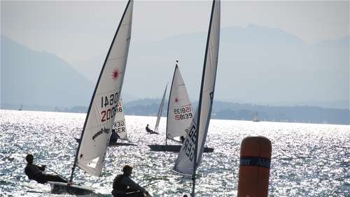 Regatta-Saison in vollem Gang