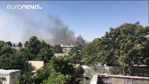 Afghanistan: Autobombe explodiert in Kabul