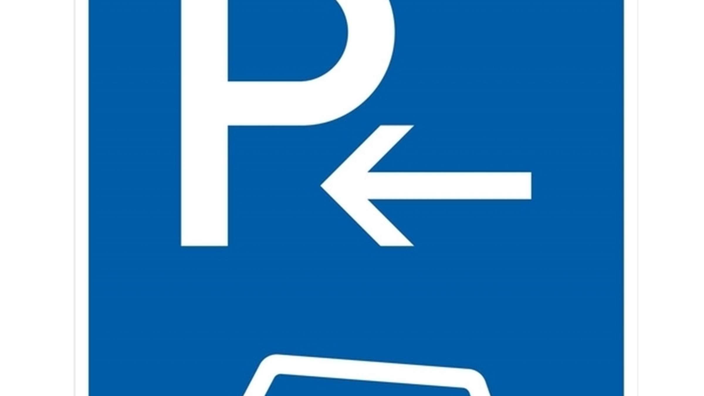 parken außerhalb geschlossener ortschaften
