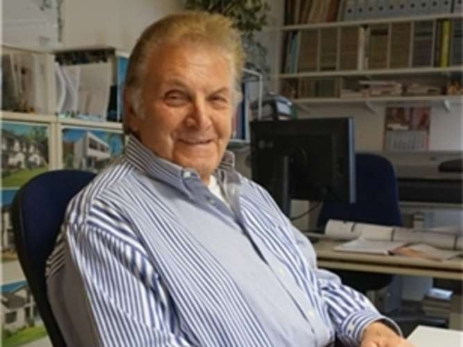 Architekt Rosenheim mit 85 noch aktiv als architekt rosenheim stadt