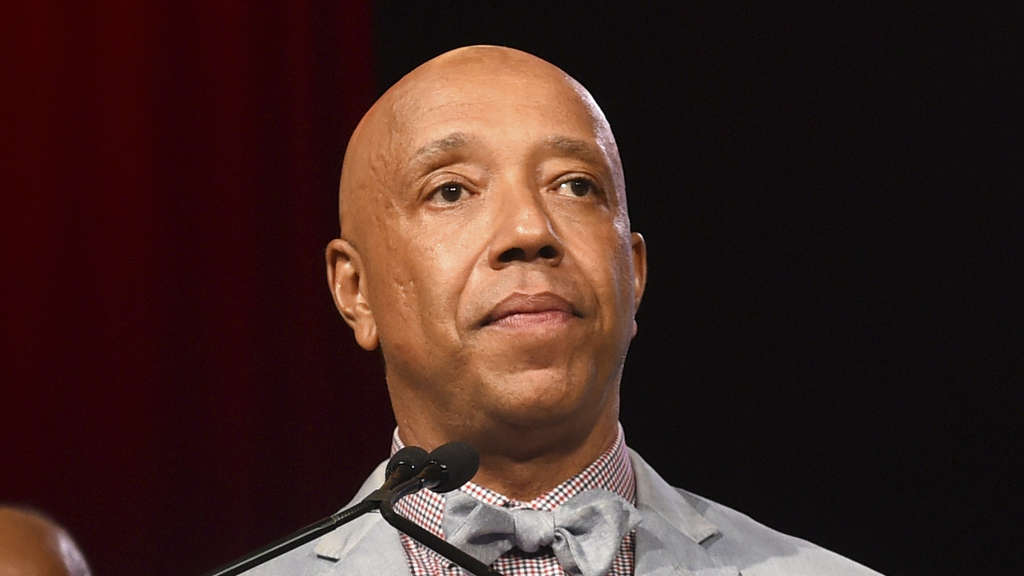 Hip-Hop-Mogul Russell Simmons
