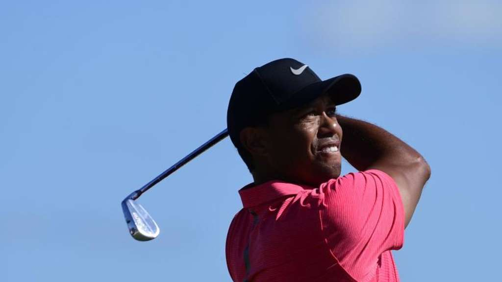 Golf-Superstar Tiger Woods hat 2018 viel vor. Foto: Dante Carrer