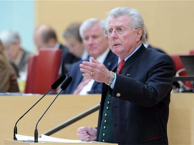 Günther Knoblauch will seine Arbeit als SPD-Landtagsabgeordneter fortsetzen. re