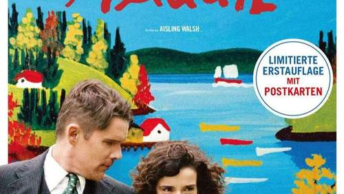 "DVD Gerade kann man Sally Hawkins im Oscar-Favoriten ""Shape of Water"" bestaunen – und ab heute auf DVD, in der Künstlerbiografie ""Maudie""."