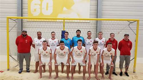 Beach Boyz in Waldkraiburg starten in der Bundesliga