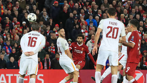 Vor dem Champions-League-Duell: Unruhe in Liverpool, Spannung in Rom