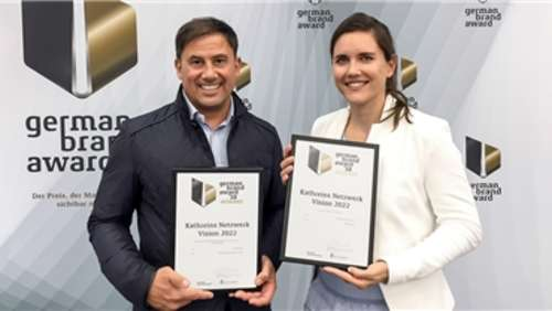 German Brand Award für Kathrein SE