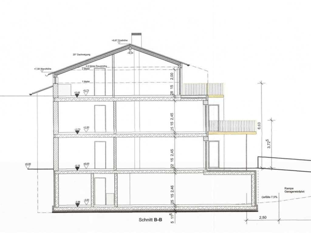 Terrasse Macht Dach Zu Vollgeschoss Chiemgau
