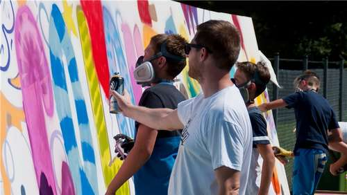 "Rekordbesuch bei ""Colour Sunday"""