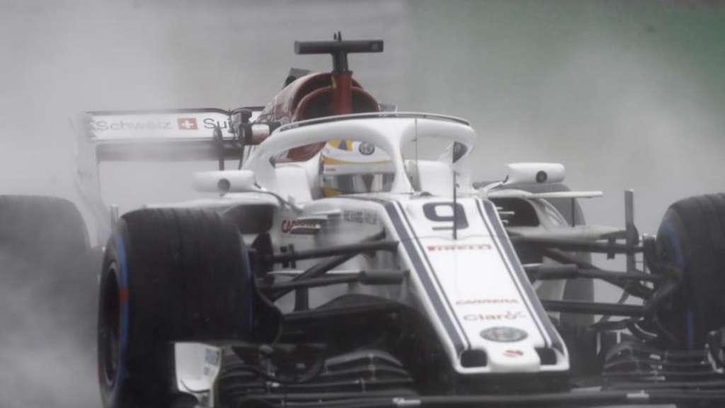 Ericsson Unfall Monza