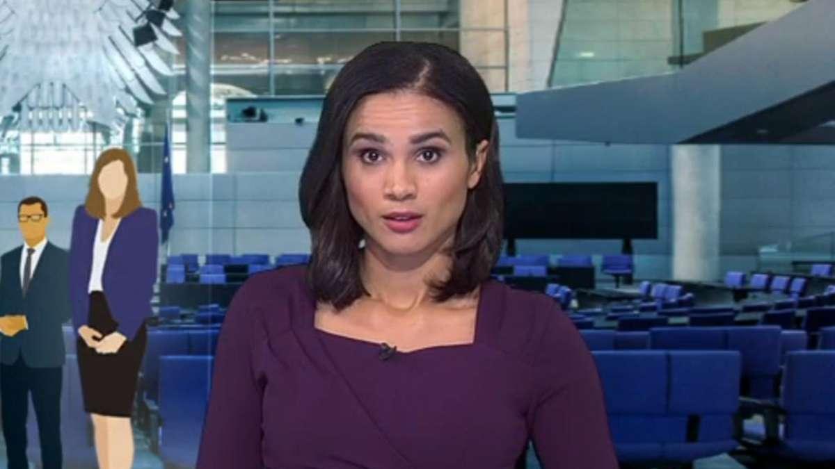 Rtl aktuell moderatorin charlotte maihoff bemerkt panne for Rtl spiegel tv
