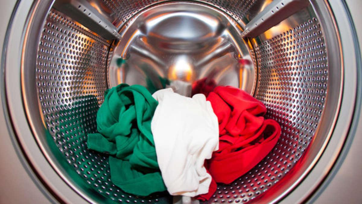 Viskose Waschen