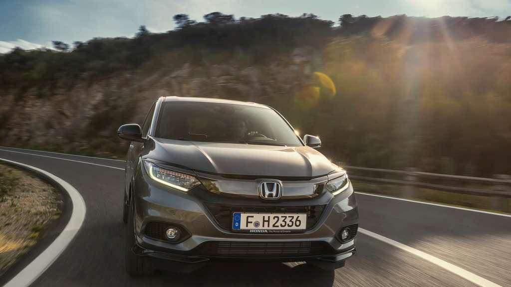 Honda HR-V Sport wirbt mit einem Plus an Agilität. Auto-Medienportal.Net/Honda