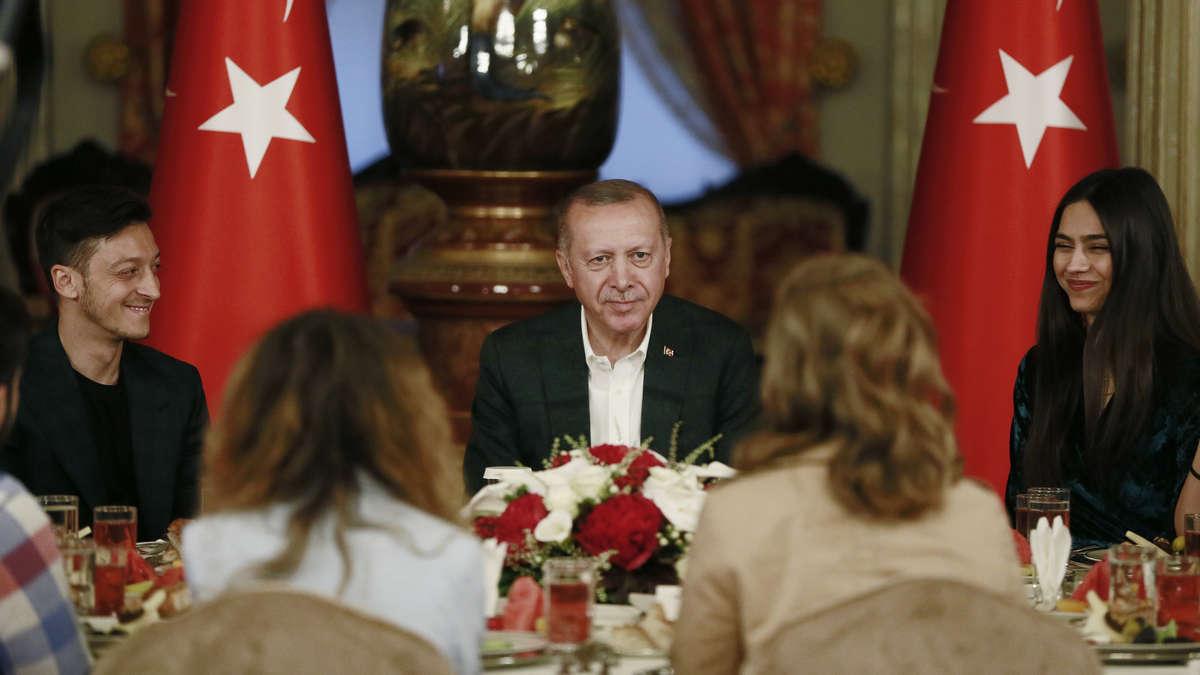 Mesut özil Türkei