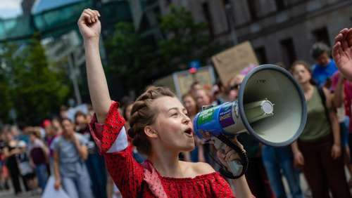 Fridays for Future: Effektiver Protest, unklare Perspektive