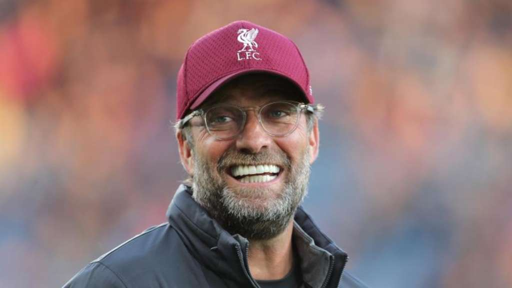 Mit Liverpool Favorit im Supercup gegen Chelsea: Jürgen Klopp. Foto: Richard Sellers/PA Wire