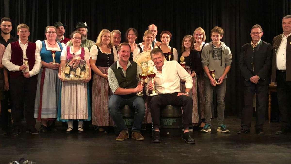 Gemeindekönig von Stephanskirchen - Oberbayerisches Volksblatt