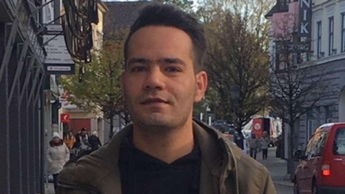Aiblinger Flüchtling: Verloren im normalen Bürokratie-Irrsinn   Bad Aibling - Oberbayerisches Volksblatt