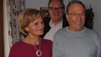 Goldene Hochzeit In Polling Franz Und Brigitte Vogl Lernten