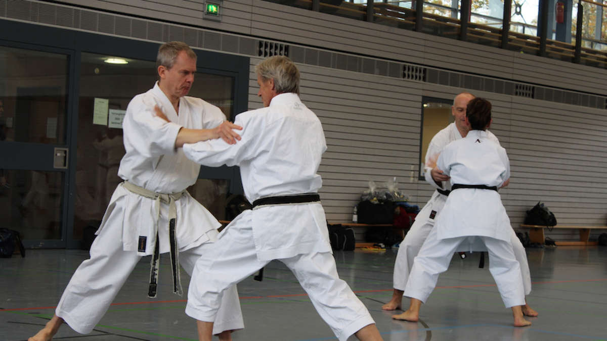 Pionierarbeit geleistet: 50 Jahre Karate in Waldkraiburg und sogar der Bundestrainer kommt | Waldkraiburg - Oberbayerisches Volksblatt