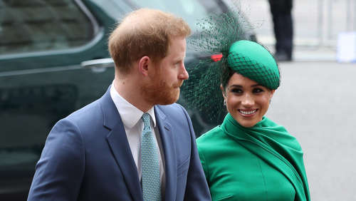 Royals in Coronavirus-Quarantäne: Harry und Meghan isoliert in Luxus-Villa