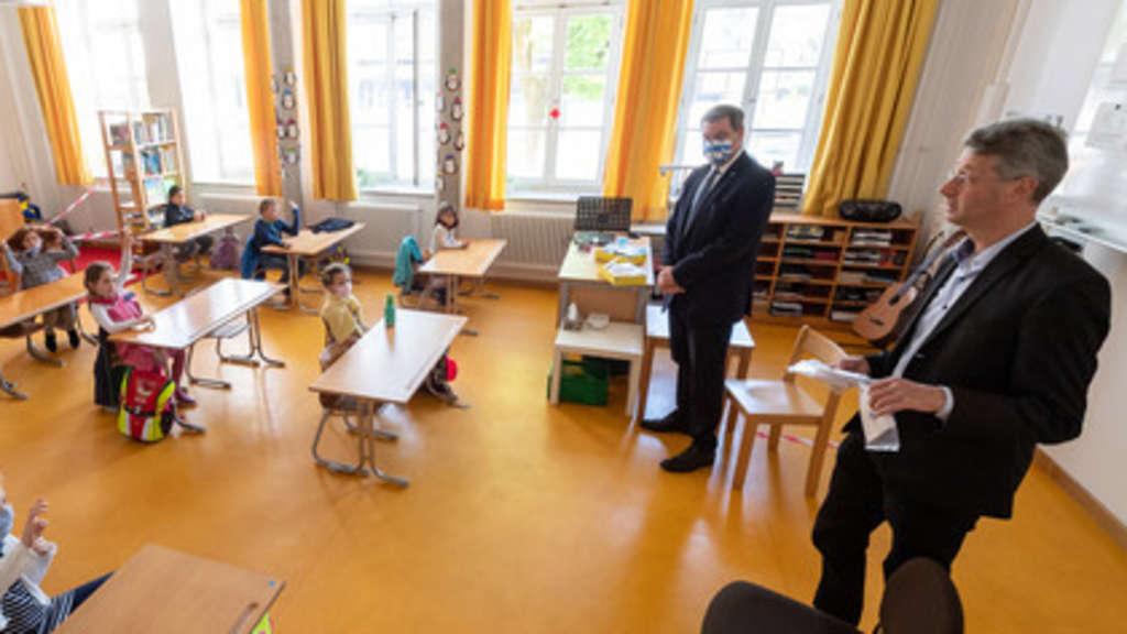 Bayern Schule Orkan