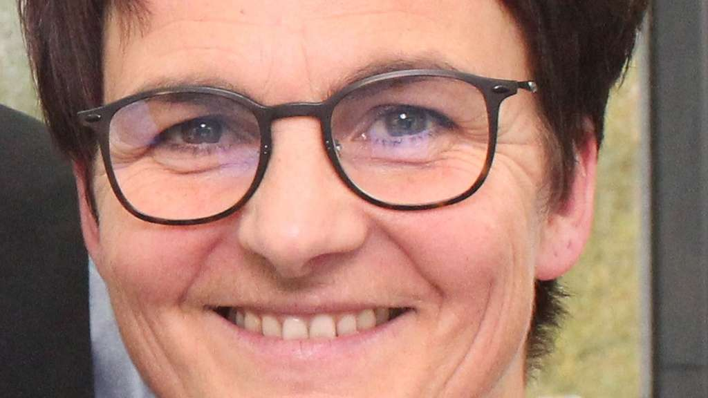 Ruth Wiedemann (52) aus Traunstein leitet den Pflegedienst im neuen Chiemseehospiz.