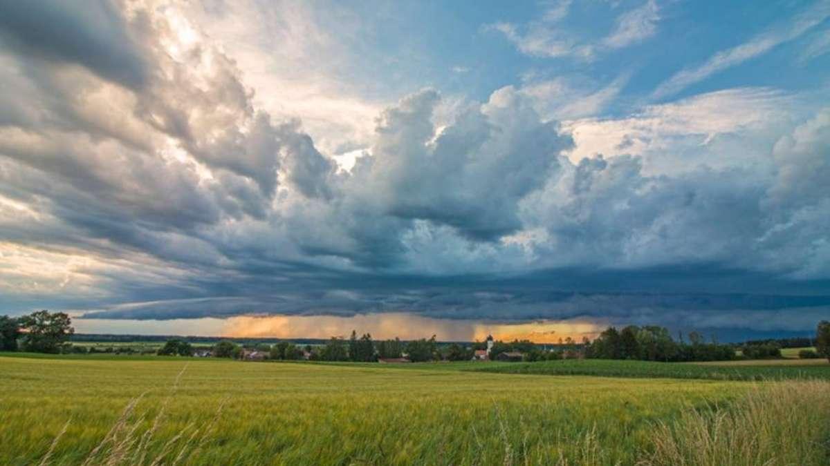 Wetter Rosenheim Bayern