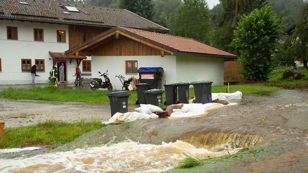 Hochwasser Bayern Heute