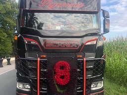 Camión de Andreas Schubert