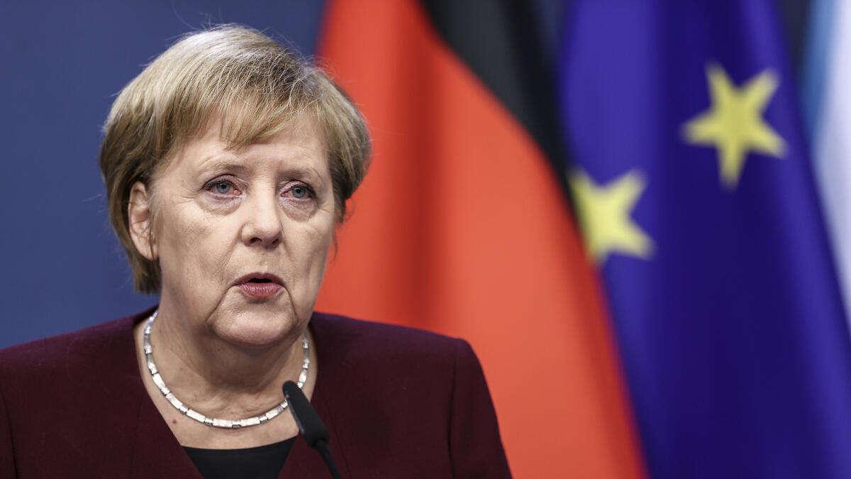 """Video-Schalte: Merkel will """"Lockdown Light"""" - doch RKI soll ihr in einem Punkt klar widersprochen haben"""