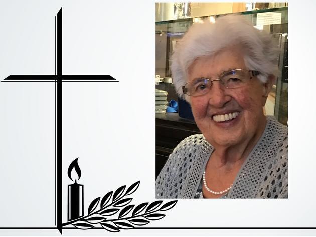 Margarete Garnreiter im Alter von 91 Jahren verstorben