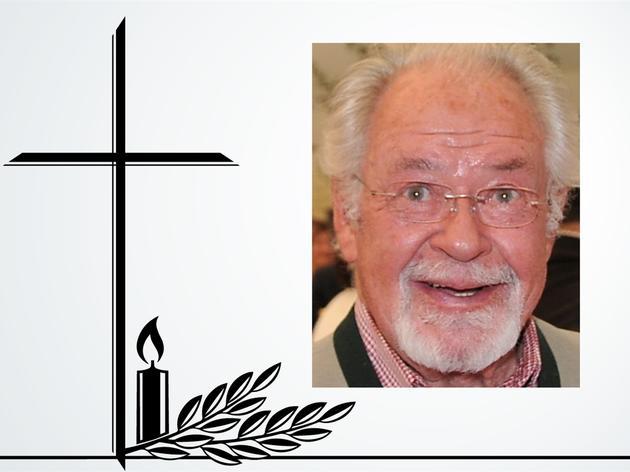Trauer um den Rosenheimer Werner Krämer: Ein heimatverbundener Tänzer auf vielen Hochzeiten