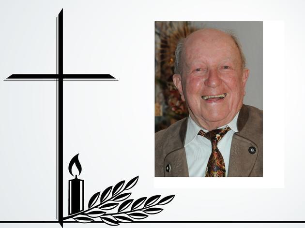 Bad Endorf: Franz Leimgruber im Alter von 98 Jahren verstorben