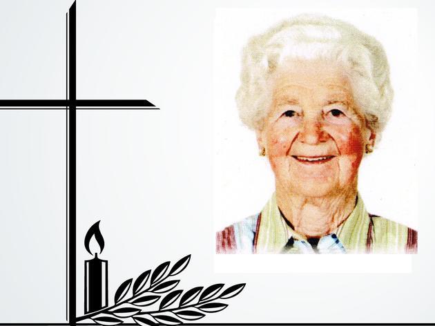 Älteste Bürgerin des Rosenheimer Stadtteils Westerndorf ist im Alter von 96 Jahren gestorben