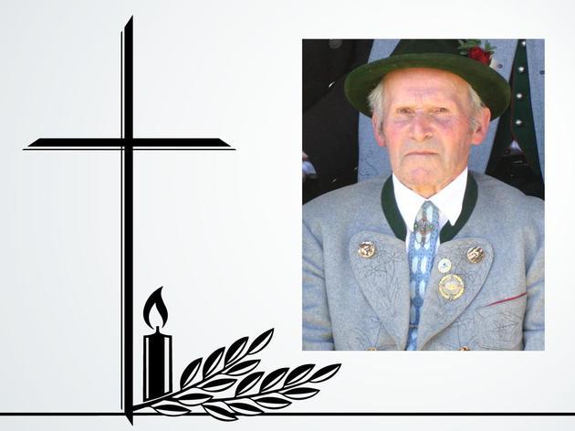 Rupert Hamberger aus Neubeuern ist tot: Er war über Jahrzehnte aktives Mitglied verschiedener Ver...