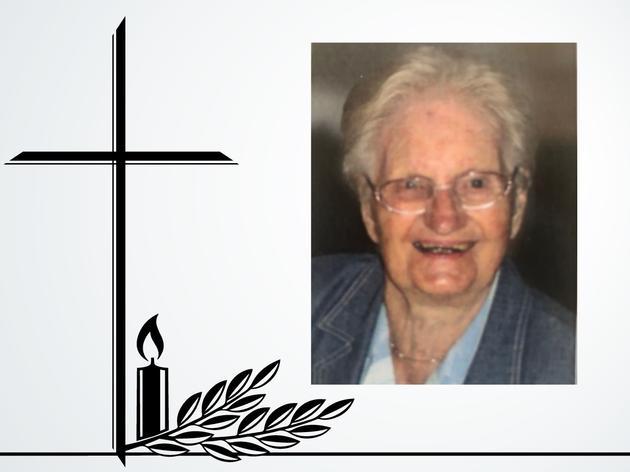 Trauer um Elisabeth Mußner (100) aus Obing