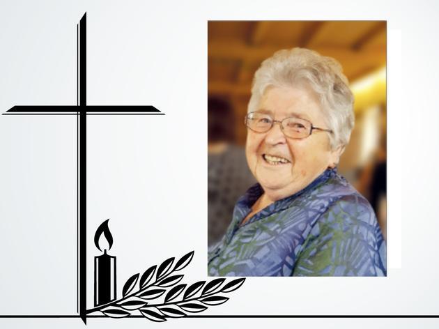 Maria Reinthaler aus Aschau am Inn ist im Alter von 78 Jahren verstorben